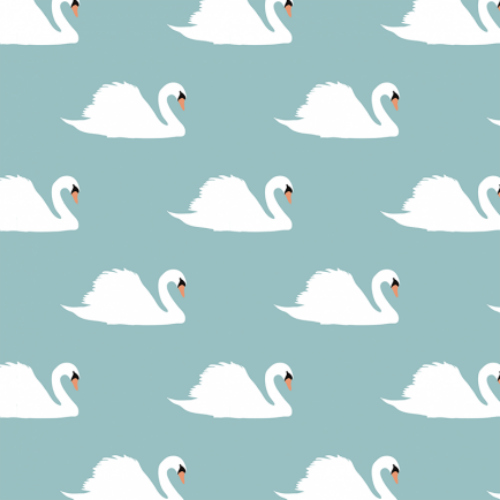 Swans wallpaper